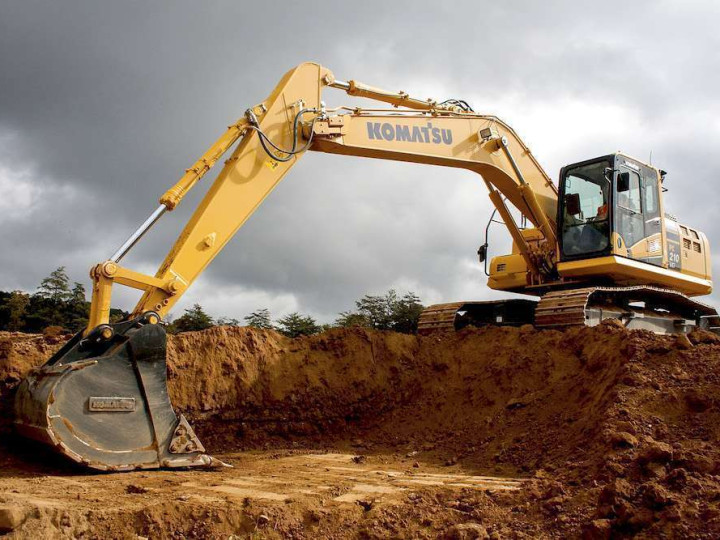Cat-25t-Hydraulic-Wheel-Excavator-Construction-Machine